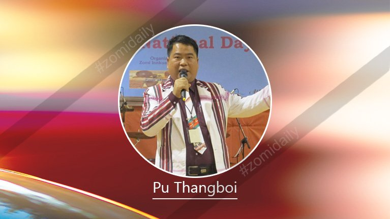 "Zomi sung ah ""Ngia"" tamlua ~ Pu Thangboi"
