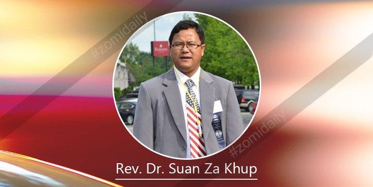 Tuun sungkhat pan (No. 1) ~ Rev. Dr. Suan Za Khup