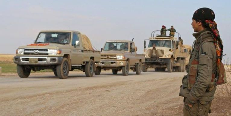 IS te'n Iraq Police te Checkpoint suamsak in 7 that ~ TK Lian