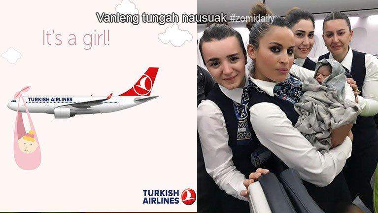 Turkish vanleng khat vandawn ah alenlaitak asungah nupi khat nausuak ~ ZD