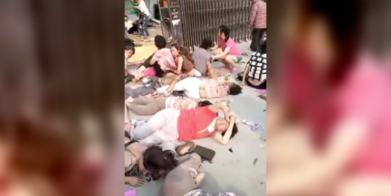 China Kindergarten naupang sanginn geikhat ah apuakkham omin mi 7 si, 66 liam