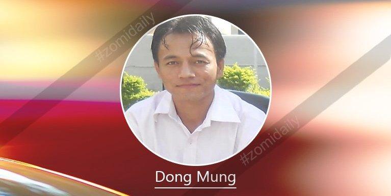 Kapkap nawnlo in nuizaw ta ning ~ Dong Mung