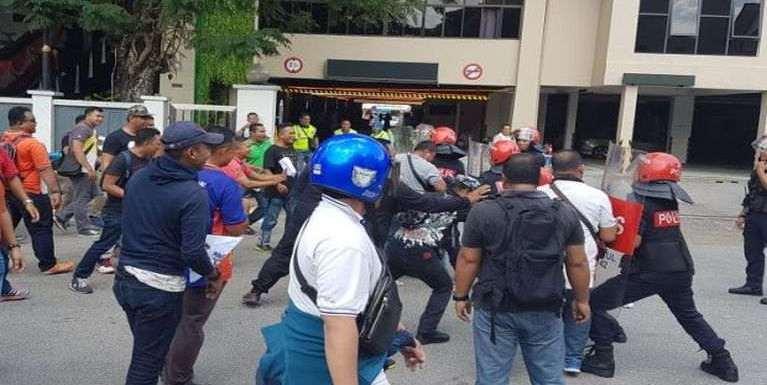 Malaysia gamsung Election hunciang buaina aomleh sepziading kisin kholhna nei