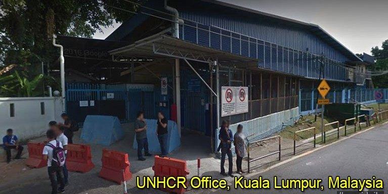 Malaysia UNHCR zumpi Friday (May 11) ni ki hongkik tading
