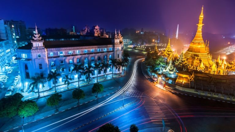 Zangkong (Yangon) zinna tomkimcing ~ Samuel Mung Suantak