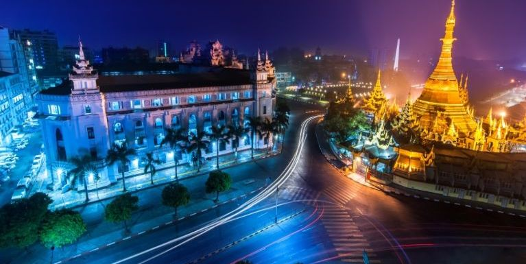 Yangon ah nuntak kivaknading siamsin amawk in ki kahthei