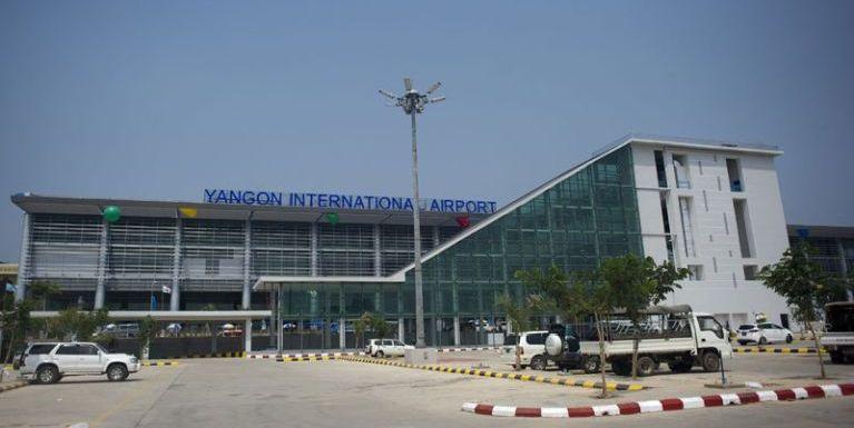 Yangon International Airport ah 2017 kumsung khualzin anawk mi 5.92 Million pha