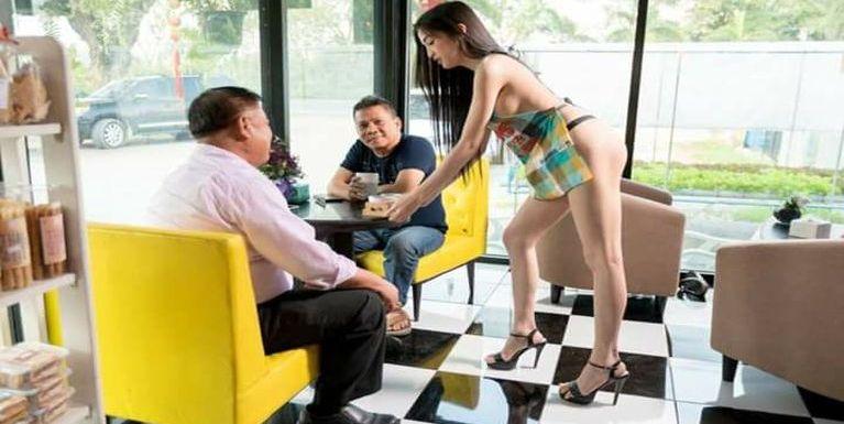 Guaktangphial in Waitress asemkhat Facebook tungah ki mawhsak mahmah