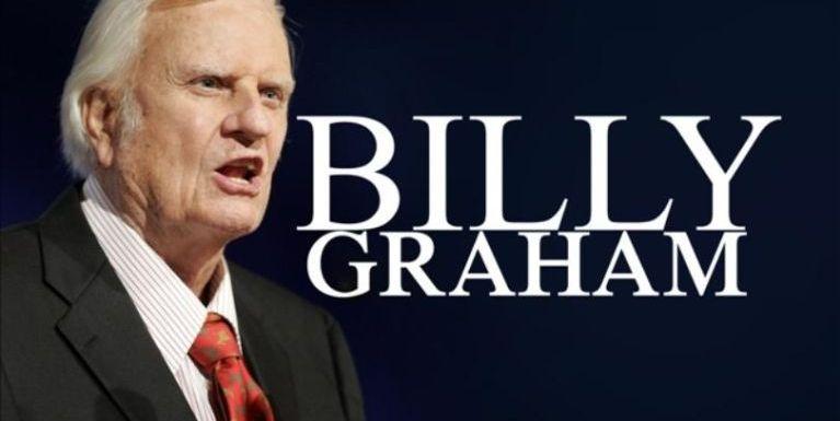 Billy Graham in hongnusia (kum 99)