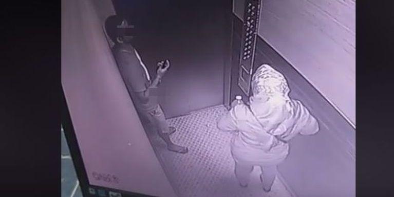 Elevator sungah numei khattawh atuangkhawm pasal khatin azahmawh khoihkhoih