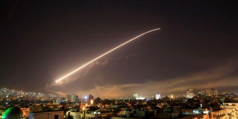 US, UK, France gam 3 kipawl in Syria gamsung kap huanta