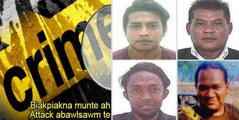 Malaysia aom biakpiakna munte ah a ngongtatsawm IS mi 4 kizonsan