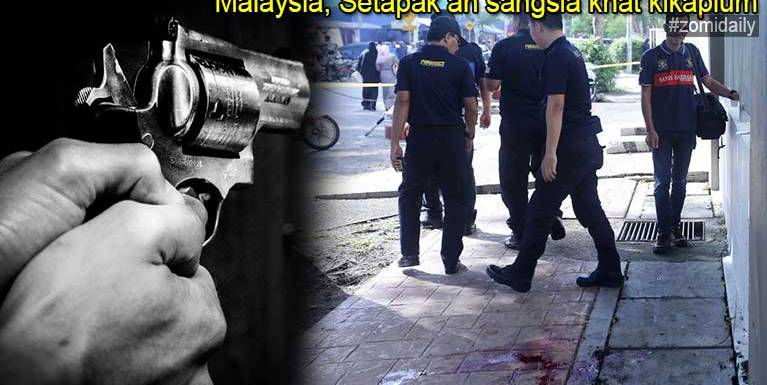Malaysia, Setapak vengsung ah sangsia khat thautawh kikaplum
