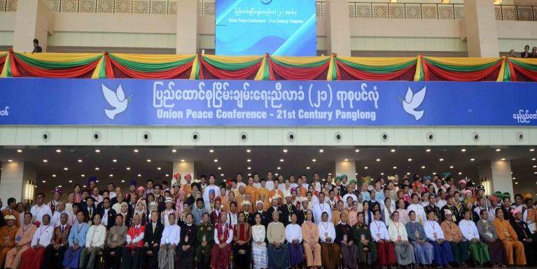 Gambup kilemna maban (Union Peace Process -21st Century Panglong)