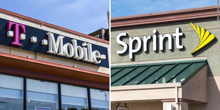 US gamsung aom Telecom Company golpinih ahi T-Mobile leh Sprint te kigawmding