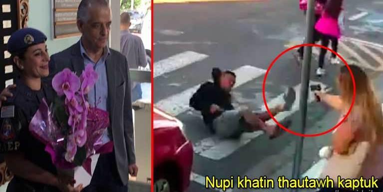 Video: Nute' Ni nupi honkhat damiah ataihsawmpa nupi khatin thautawh kaplum