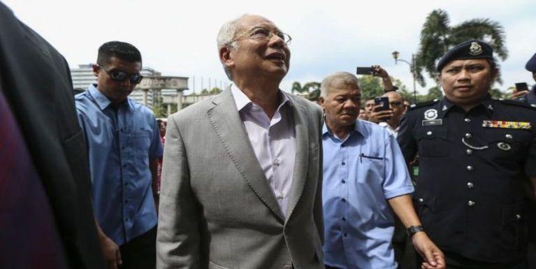 Najib in akimatvai Bail piakding acianlai RM500,000 piakhinta