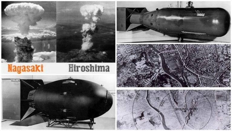 Hiroshima le Nagasaki ah Enola Gay ii gelh tangthu ~ Peter Suumpi