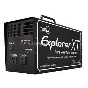 15. Batería Auxiliar Tronix