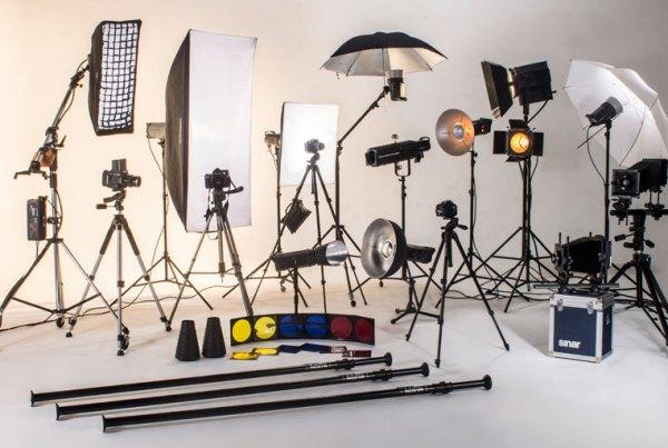 prestamos de equipos para clases de foto