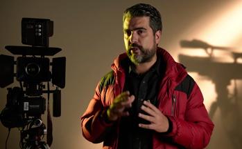 Erick Casanova – Docente del Taller de Video Con Cámaras DSLR