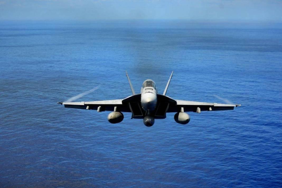 F-18E Super Hornet perteneciente al escuadrón VF14. Imagen: US Navy