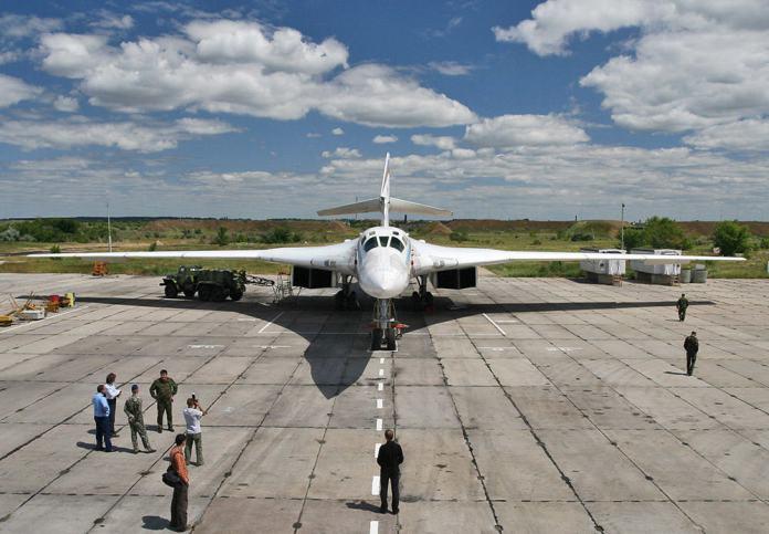La producción del Tu-160 esta por ser revivida