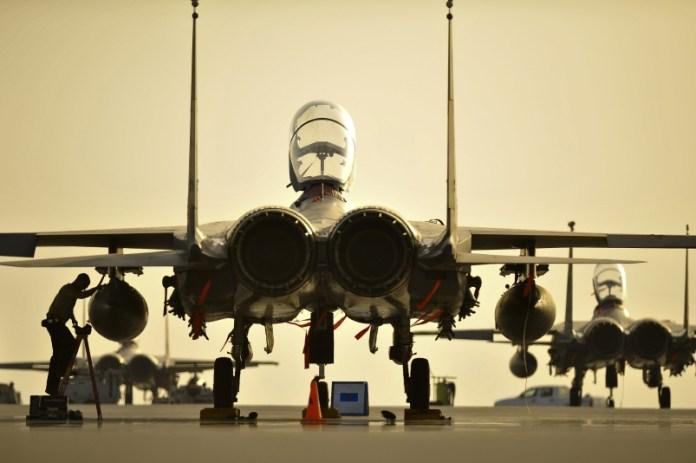Los F-15QA serán una evolución del popular Strike Eagle. Imagen: USAF.