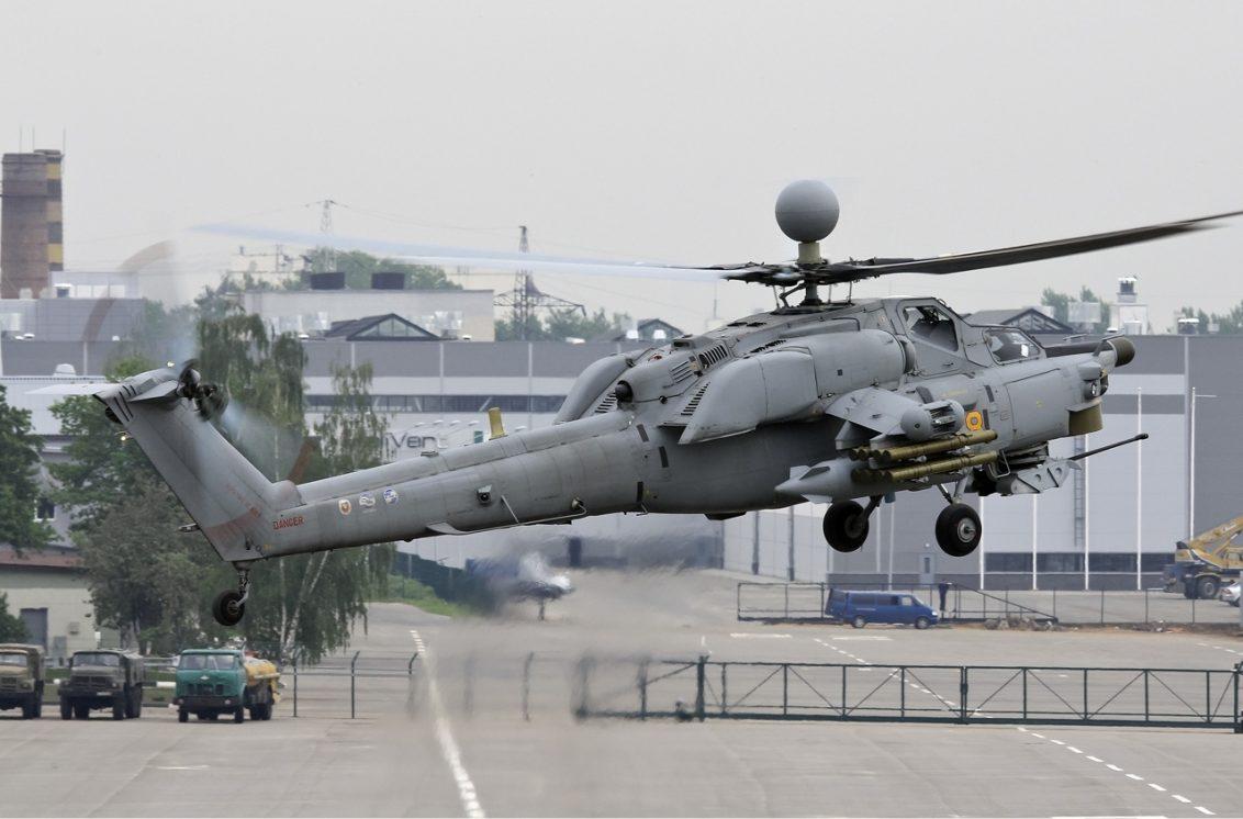 TASS: Argentina estudia la compra de helicópteros rusos