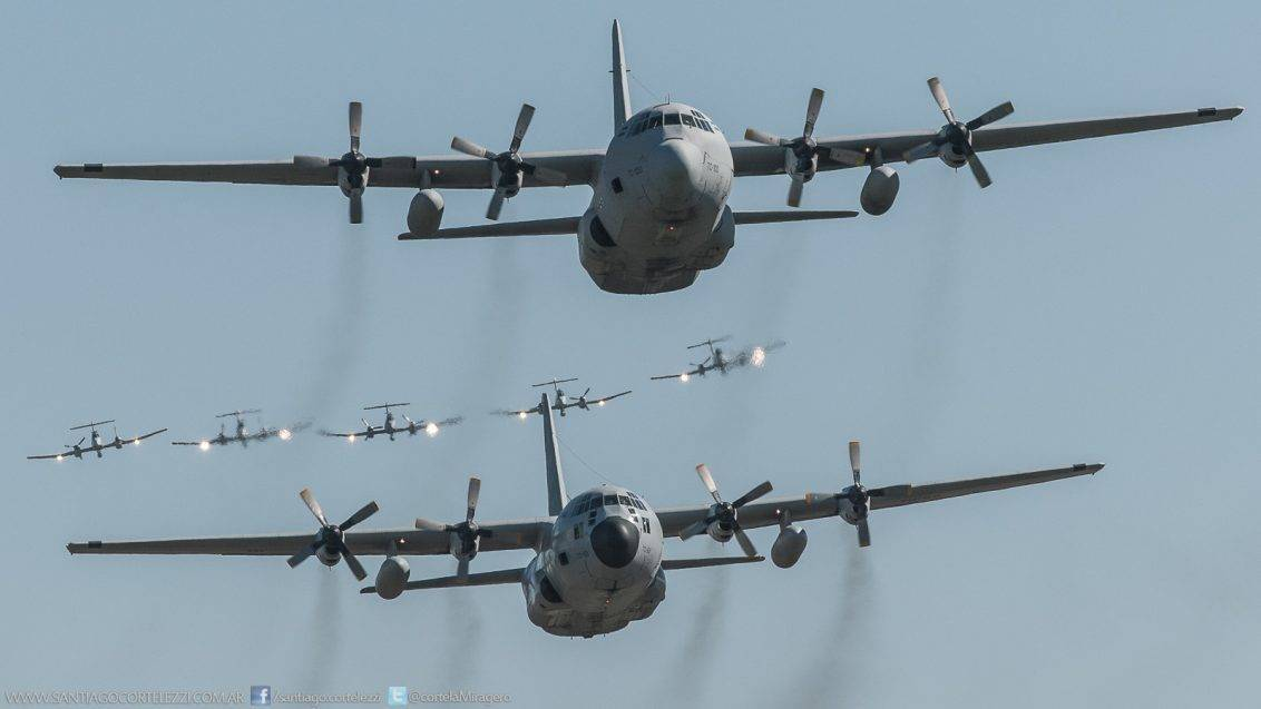 ¿Que aeronaves participaran del desfile aéreo el 27 de mayo?