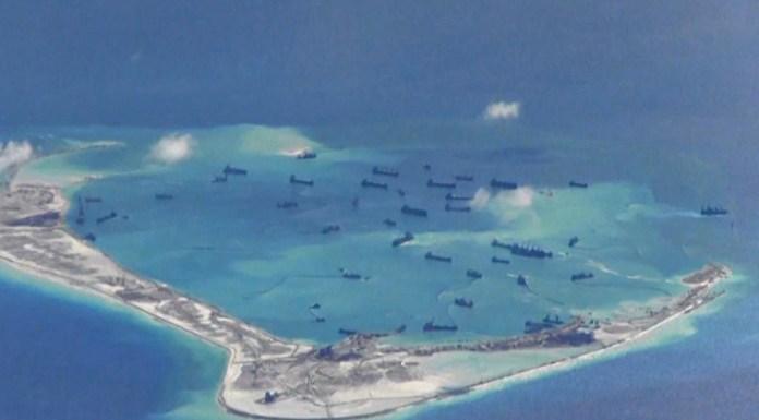 Mar del sur de china