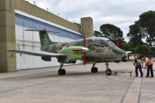 Prototipo remotorizado IA-58 Pucará II AX-561