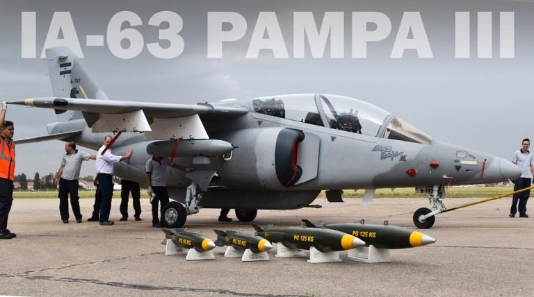 IA – 63 Pampa III