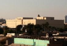 Zona Verde de Bagdad es golpeada por dos misiles