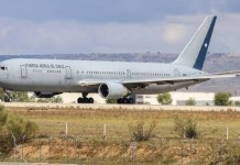 Chile despacha Boeing 767