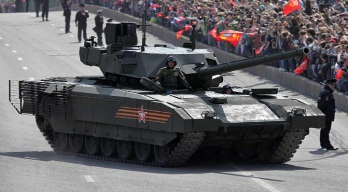 El nuevo T-14 Armata
