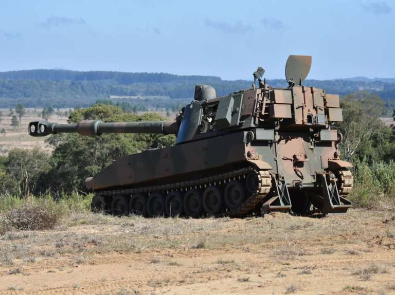 M109A5+ BR