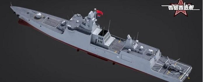 Fragata China 054, la mas actual en su inventario. - Página 2 PLAN2