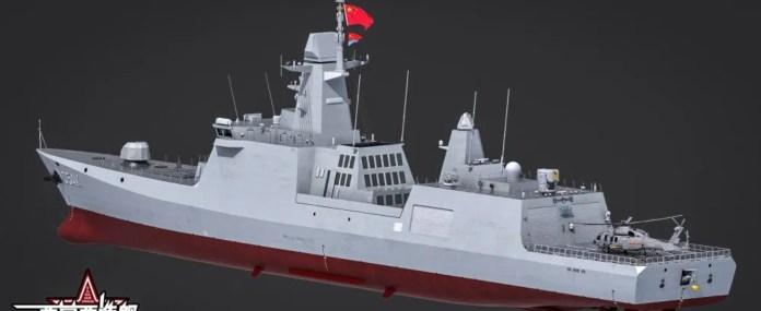 Fragata China 054, la mas actual en su inventario. - Página 2 PLAN3