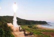 Corea del Sur lanzamiento