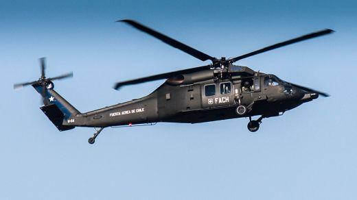 Sikorsky S-70i MH-60M