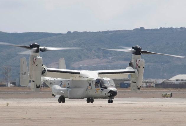CMV-22B Osprey