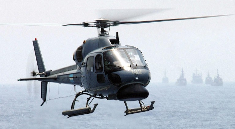 Eurocopter AS-555-SN Fennec