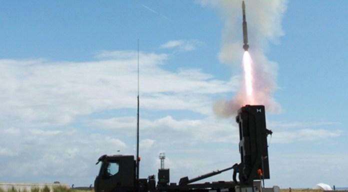 sistema de defensa aérea