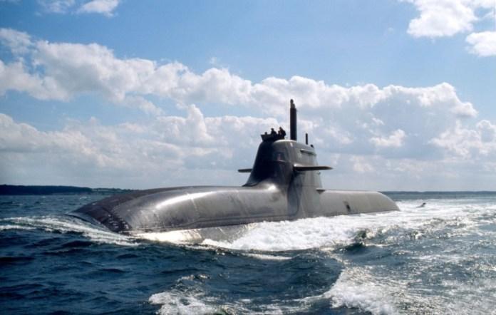HDW Class 212A Submarine