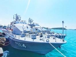 buque patrullero