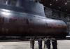 submarino de misiles balísticos
