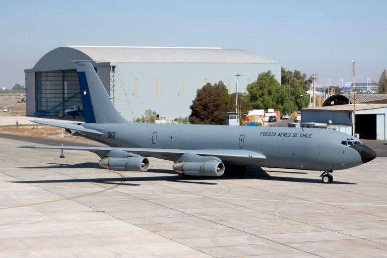 Boeing KC-135E Stratotanker