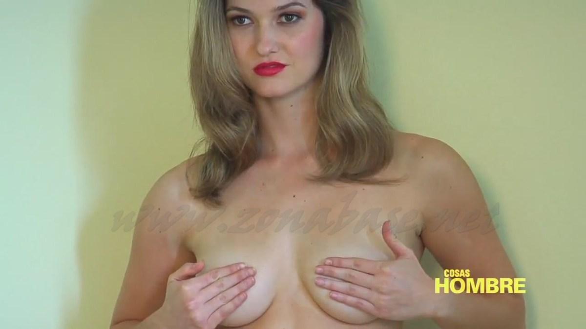Carolina Cano Desnuda en Cosas Hombre