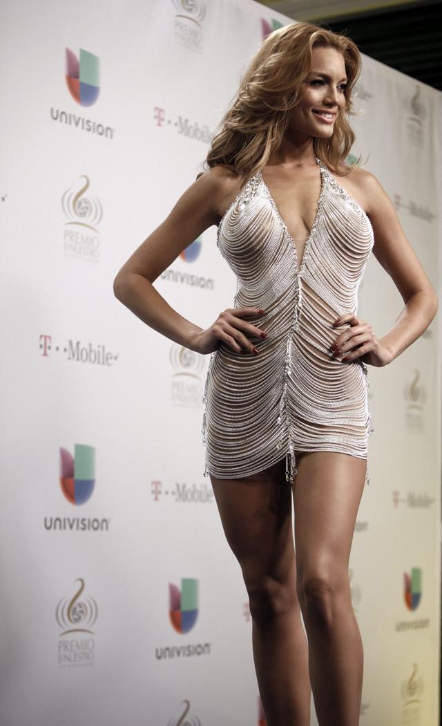 Zuleyka Rivera provocativa transparencias (3)